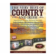 THE VERY BEST OF COUNTRY AND IRISH VOLUME 3 - VARIOUS ARTISTS (DVD).. )