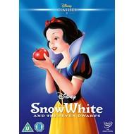 SNOW WHITE AND THE SEVEN DWARFS (DISNEY DVD).