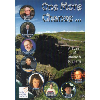 ONE MORE CHANCE - VARIOUS ARTISTS (DVD)