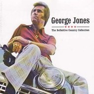 GEORGE JONES - THE DEFINITIVE COUNTRY COLLECTION (CD).