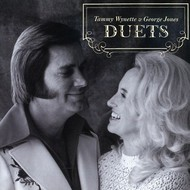 GEORGE JONES & TAMMY WYNETTE - DUETS (CD).