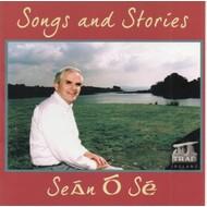 SEÁN Ó SÉ - SONGS AND STORIES (CD)...
