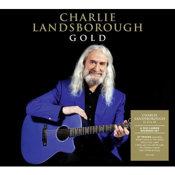 CHARLIE LANDSBOROUGH - GOLD (CD)
