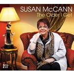 SUSAN MCCANN - THE OLDER I GET (CD)....