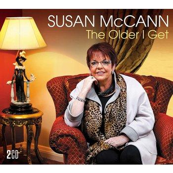 SUSAN MCCANN - THE OLDER I GET (CD)