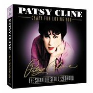 PATSY CLINE - CRAZY FOR LOVING YOU (CD / DVD)...