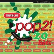 ERASURE - THE SECOND 20 HITS (CD)...