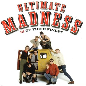 MADNESS - ULTIMATE MADNESS (CD)