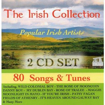 THE IRISH COLLECTION - VARIOUS ARTISTS (CD)