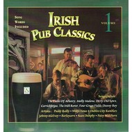 IRISH PUB CLASSICS VOLUME 1 - VARIOUS ARTISTS (CD)...