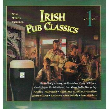 IRISH PUB CLASSICS VOLUME 1 - VARIOUS ARTISTS (CD)