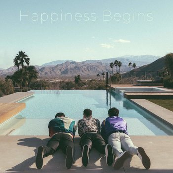 THE JONAS BROTHERS - HAPPINESS BEGINS (CD)