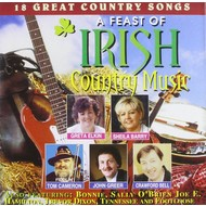 A FEAST OF IRISH COUNTRY MUSIC - VARIOUS ARTISTS (CD)...
