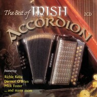 THE BEST OF IRISH ACCORDION - VARIOUS ARTISTS (CD)...