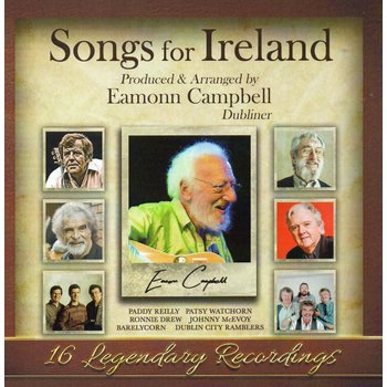 SONGS FOR IRELAND - VARIOUS ARTISTS (CD)