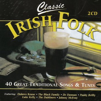 CLASSIC IRISH FOLK - VARIOUS ARTISTS (CD)