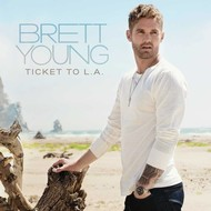 BRETT YOUNG - TICKET TO L.A. (CD).