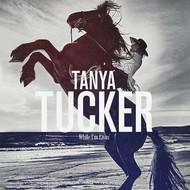 TANYA TUCKER - WHILE I'M LIVIN' (CD).