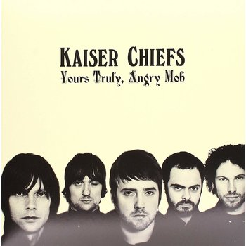 KAISER CHIEFS - YOURS TRULY, ANGRY MOB (Vinyl LP)