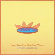 BOMBAY BICYCLE CLUB - EVERYTHING ELSE HAS GONE WRONG (CD).