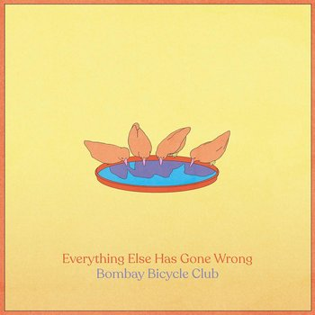 BOMBAY BICYCLE CLUB - EVERYTHING ELSE HAS GONE WRONG (CD)