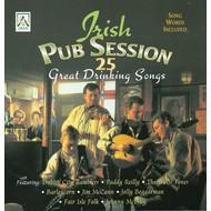 IRISH PUB SESSION - VARIOUS ARTISTS (CD)...