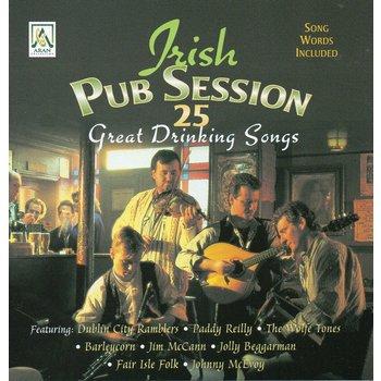 IRISH PUB SESSION - VARIOUS ARTISTS (CD)