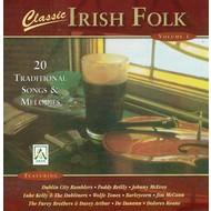 CLASSIC IRISH FOLK, VOLUME 1 - VARIOUS ARTISTS (CD)...