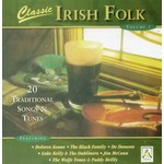 CLASSIC IRISH FOLK, VOLUME 2 - VARIOUS ARTISTS (CD)...