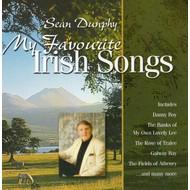 SEAN DUNPHY - MY FAVOURITE IRISH SONGS (CD)...
