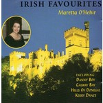 MARETTA O'HEHIR - IRISH FAVOURITES (CD)...