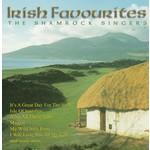 SHAMROCK SINGERS - IRISH FAVOURITES (CD)...