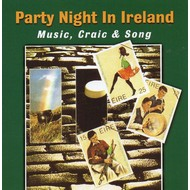 PARTY NIGHT IN IRELAND - MUSIC, CRAIC & SONG (CD).. )