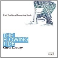 CHRIS DRONEY - THE FLOWING TIDE (CD)...