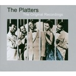 THE PLATTERS - THE ORIGINAL RECORDINGS (CD)...