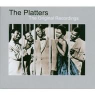 THE PLATTERS - THE ORIGINAL RECORDINGS (CD)...