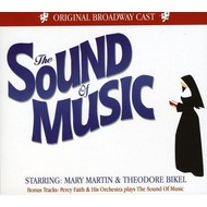 THE SOUND OF MUSIC - ORIGINAL BROADWAY CAST (CD)...
