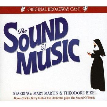 THE SOUND OF MUSIC - ORIGINAL BROADWAY CAST (CD)