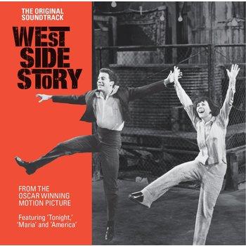 WEST SIDE STORY ORIGINAL SOUNDTRACK (CD)