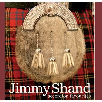 JIMMY SHAND - ACCORDION FAVOURITES (CD)