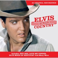 ELVIS PRESLEY - ELVIS SINGS COUNTRY (CD)...