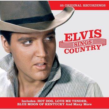 ELVIS PRESLEY - ELVIS SINGS COUNTRY (CD)