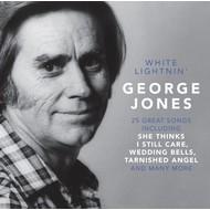GEORGE JONES - WHITE LIGHTNIN' (CD)...