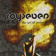 ROYSEVEN - THE ART OF INSINCERITY (CD)...