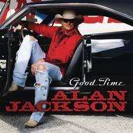 ALAN JACKSON - GOOD TIME (CD)...