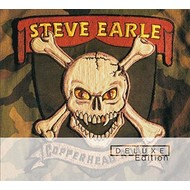 STEVE EARLE - COPPERHEAD ROAD DELUXE EDITION (CD).