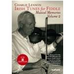 CHARLIE LENNON - IRISH TUNES FOR FIDDLE VOLUME 2 (BOOK & CD).