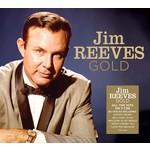 JIM REEVES - GOLD (CD).  )