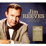 JIM REEVES - GOLD (CD)