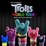 TROLLS WORLD TOUR ORIGINAL SOUNDTRACK - VARIOUS ARTISTS (CD).